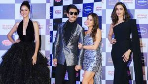 Star Screen Awards 2019: Deepika, Ranveer Singh, Urvashi & Others look stunning