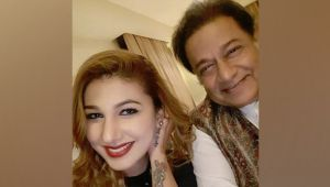Anoop Jalota said this when Jasleen Matharu went to the Paras Chhabra's show
