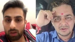 Mayur Verma lashes Out at Hindustani Bhau for commenting on Shehnaz Gill
