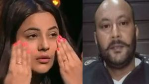 Shehnaz Gill 's fans worried about her after father Santokh Singh Sukh controversy