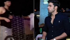 Kasautii Zindagi kay's actor Parth Sansthaan face trolling on Twitter after a video of pool partying