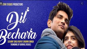 Sushant Singh Rajput's Dil Bechara: Know the story of film