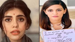 Sanjana Sanghi gets emotional on Shweta Singh Kirti's initiate for Justice for Sushant