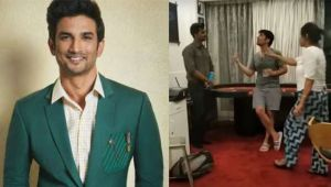 Sushant Singh Rajput sister's old video scolding staff goes viral
