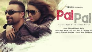 Ajaz khan Pal Pal Song Review