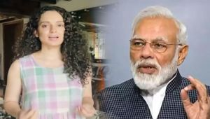 Kangana Ranaut wishes PM Narendra Modi on his birthday