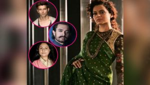Kangana have had fights with Bollywood celebrities inclunding Hrithik, Aamir and Jaya