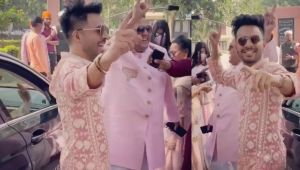 Tony Kakkad's bhangra video goes viral