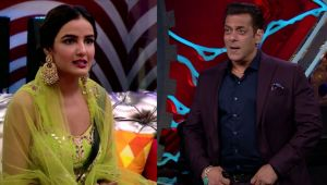 Bigg Boss 14: Salman Khan Supports Jasmin Bhasin