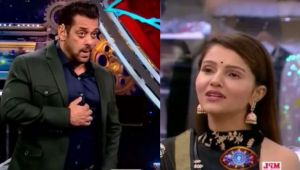 Bigg Boss 14 Weekend Ka Vaar; Salman Khan gives warning to Rubina Dilaik