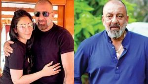 Sanjay Dutt thanked his fans and family for their faith and support