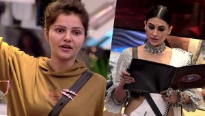 Bigg Boss 14 Promo; Salman Khan Slams Rubina Dilaik for her behavior