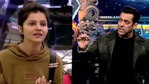 BB14: Rubina Dilaik gets angry with Bigg Boss, says-Favoriteism for TRP