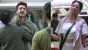 Bigg Boss 14: Aly Goni threatens Kavita Kaushik in house; Check out