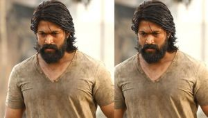 South Superstar Yash has given the biggest surprise to Fans before K.G.F Chapter 2