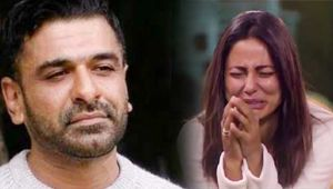 Eijaz Khan pay tribute to Hina Khan's father on Social Media