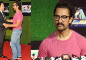 Sachin A Billion Dreams: Aamir Khan EMOTIONAL after watching Sachin's LAST SPEECH