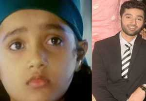 Gadar Child Actor Utkarsh Sharma turned out a HOTTIE; Watch video