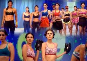 Triumph Sports Wear Fashion Show; Watch the RAMP WALK