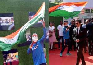 Sachin A Million Dreams: BIGGEST fan Sudhir Chaudhary attends the screening; Watch Video