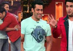 Salman Khan saves The Kapil Sharma Show from going OFF AIR; Heres why