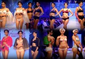 Triumph Lingerie Fashion Show; Models Sizzle on RAMP: Watch