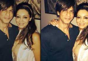 Shahrukh Khan, Gauri Khan had MAJOR FIGHT at Karan Johar's party