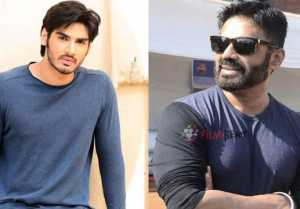 Sunil Shetty says, I take acting tips from Son Ahan; Watch Video