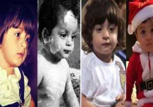 Shahrukh Khan's youngest son AbRam Khan CELEBRATES 4th Birthday
