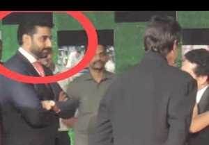 Aishwarya Rai HUGGING Sachin Tendulkar makes Abhishek ANGRY