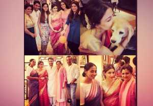 Soha Ali Khan GLOWS on her Baby Shower; Watch
