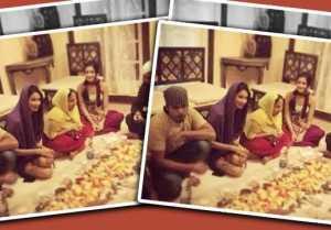 Beyhadh Actress Aneri Vajani AKA Saanjh ORGANIZES Iftari Party