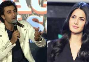 Ranbir Kapoor REACTS on Katrina Kaif's statement on NOT WORKING together