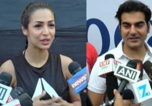 Malaika Arora, Arbaaz Khan CELEBRATED International Yoga Day TOGETHER