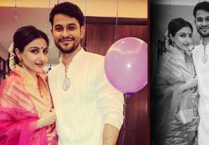 Soha Ali Khan gets TROLLED for wearing SAREE on Baby Shower