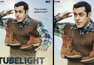 Tubelight Movie Review  Salman Khan  Sohail Khan  Matin Rey Tangu  Zhu Zhu