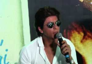 Shahrukh Khan REVEALS DIPLO song Details; Watch Video