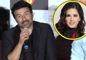 Sunny Deol REACTS on REJECTING Sunny Leone for Bhaiyyaji Superhitt; Watch Video