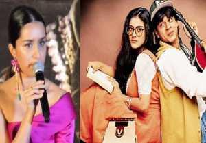 Shahrukh Khan  Kajol DDLJ show CANCELLED because of Shraddha Kapoor