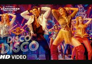 Disco Disco Video Song - A Gentleman