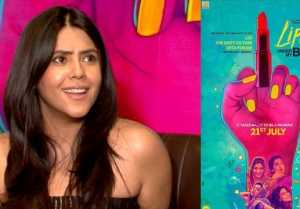 Ekta Kapoor initially thought Lipstick Under My Burkha will be BORING; Watch Video