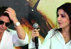 Shahrukh Khan can ROMANCE MICROPHONE says Anushka Sharma; Watch Video  FilmiBeat