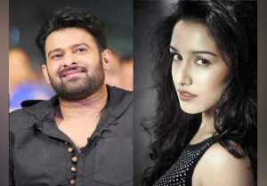 Shraddha Kapoor CONFIRMS working with Prabhas in Saaho