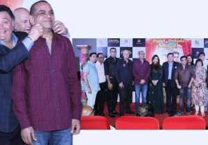 Patel Ki Punjabi Shaadi Trailer Launched, starring Rishi Kapoor and Paresh Rawal