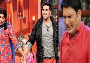 Kapil Sharma in TROUBLE, Akshay Kumar  Sunil Grover to WORK TOGETHER !