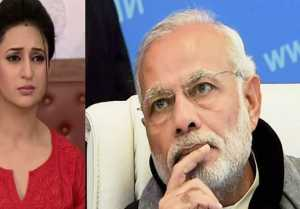 Divyanka Tripathi TWEETED PM Modi on Women Safety