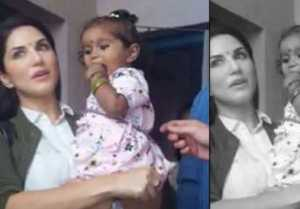 Sunny Leone in TROUBLE because of her daughter, gets LEGAL NOTICE
