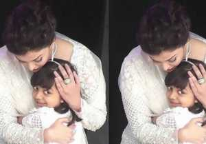 Aishwarya Rai and Aaradhya Bachchan's latest picture will make your day
