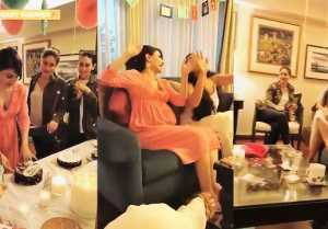 Kareena Kapoor Khan at Soha Ali Khan's Baby Shower, VIDEO goes VIRAL; Watch Here