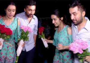 Shraddha Kapoor and Siddhant Kapoor at Haseena Parkar screening; Watch Video